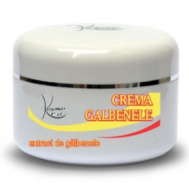 CREMA CU EXTRACT DE GALBENELE 100ML KOSMO LINE