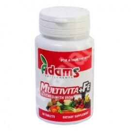 MULTIVITA+FE 90CPR ADAMS VISION