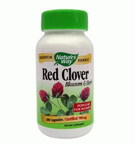 RED CLOVER BLOSSOMS (Trifoi rosu) 100cps SECOM