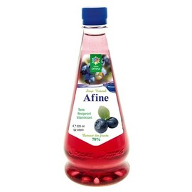 Sirop natural de AFINE	Flacon 520ml Santo Raphael
