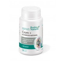 CROM+B-COMPLEX NATURAL 30CPS ROTTA NATURA