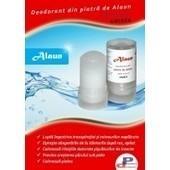 DEODORANT STICK CU PIATRA DE ALAUN 120gr PRODUCT DEVELOPMENT