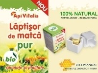 LAPTISOR DE MATCA PUR ECO 100g API VITALIS