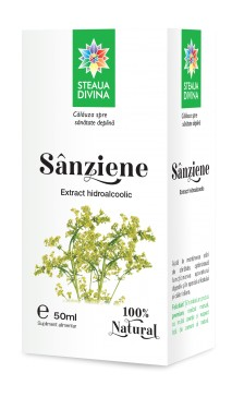 TINCTURA SANZIENE 50ml SANTO RAPHAEL