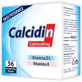 Calcidin 56 comprimate ZDROVIT