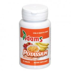 POTASSIUM 99MG 90CPS ADAMS VISION