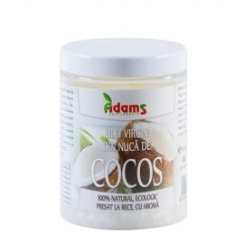 ULEI DE COCOS VIRGIN ECOLOGIC 1000ML ADAMS VISION