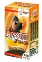 APPETITE JUNIOR- SIROP CU MIERE COPII 100ml FARMACLASS
