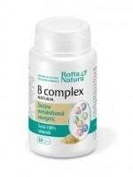B-COMPLEX NATURAL 30cps ROTTA NATURA