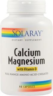 CALCIUM MAGNESIUM WITH VITAMIN D 90 capsule SECOM