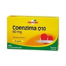 COENZIMA Q10 FORTE 60MG 30CPS WALMARK