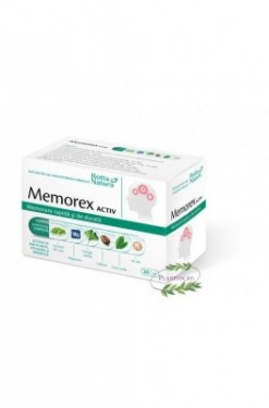 MEMOREX ACTIV 30cps ROTTA NATURA