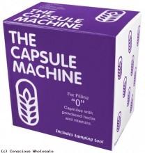 """The Capsule Machine """"0"""" - Dispozitiv de încapsulat"""