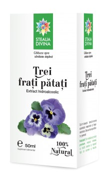 TINCTURA TREI-FRATI-PATATI  50ml SANTO RAPHAEL