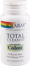 TOTAL CLEANSE COLON 60cps SECOM