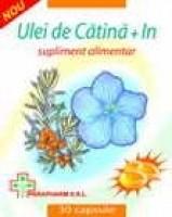 ULEI CATINA + IN 30cps QUANTUM PHARM