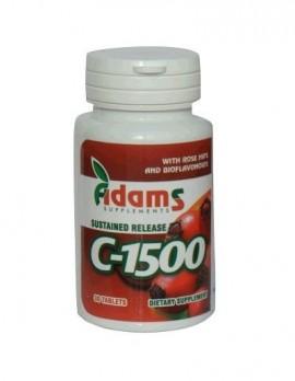 VITAMINA C-1500 MACESE 90CPR ADAMS VISION