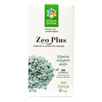 ZEOplus Flacon 60 cps 700 mg/capsula NOU!!! SANTO RAPHAEL
