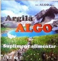 ARGILA 0.5kg ALGO