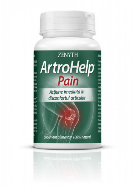 ARTROHELP PAIN 30 CPS ZENYTH