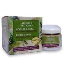 Botanica- crema anti-aging de noapte 50 ml Aromax