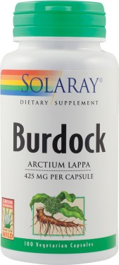 BURDOCK 425MG 100CPS (BRUSTURE)  SECOM
