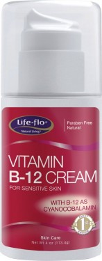 VITAMIN B-12 CREAM 113.4GR SECOM