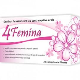 4Femina 28 CPR ZDROVIT