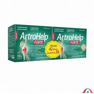 ARTROHELP FORTE 28DZ ZENYTH/ OFERTA 28 DZ + 14 GRATIS