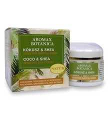Botanica crema de zi sensitive 50 ml Aromax