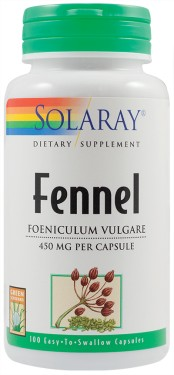FENNEL 450MG 100CPS (FENICUL)  SECOM