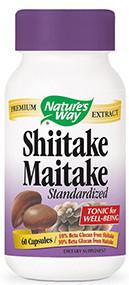 SHIITAKE-MAITAKE 60cps SECOM