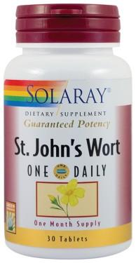 ST. JOHN'S WORT 900MG  (SUNATOARE) 30CPR SECOM