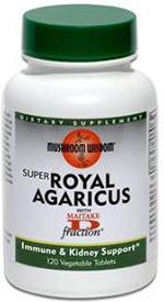 SUPER ROYAL AGARICUS 120tb SECOM