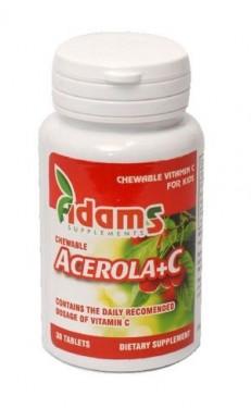 ACEROLA+C 30CPR ADAMS VISION