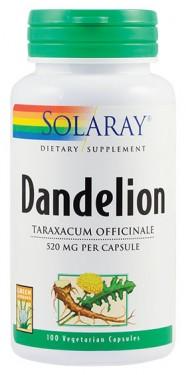 DANDELION  (PAPADIE) 520MG 100CPS SECOM