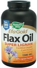 FLAX OIL SUPER LIGNAN(omega3\6\9) 100cps SECOM