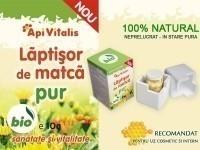 LAPTISOR DE MATCA PUR 25g API VITALIS