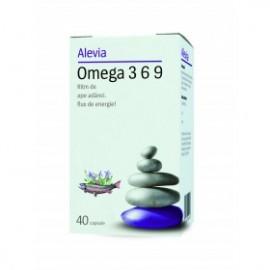 OMEGA 3 6 9 40CPR  ALEVIA