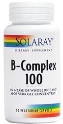 B-COMPLEX 100mg 50cps SECOM