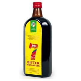 BITTER ROMÂNESC 32+7 – tinctura din plante medicinale Santo Raphael 500 ml PRET DE PRODUCATOR!