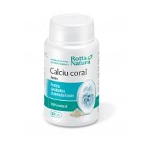 CALCIU CORAL IONIC 90cps ROTTA NATURA