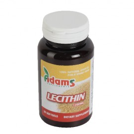LECITINA 1200MG 60CPS ADAMS VISION