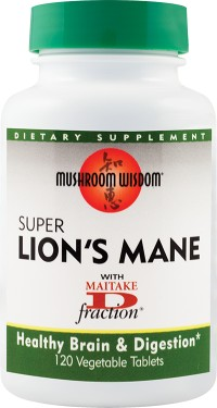 SUPER LION'S MANE 120CPR SECOM
