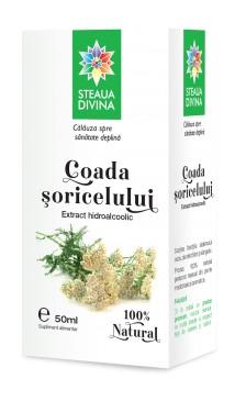 TINCTURA COADA-SORICELULUI 50ml SANTO RAPHAEL