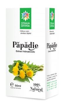 TINCTURA PAPADIE 50ml SANTO RAPHAEL