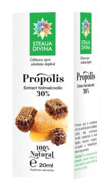 TINCTURA PROPOLIS APICOL 50ml SANTO RAPHAEL