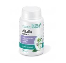 ALFALFA (LUCERNA VERDE) EXTRACT 30CPS ROTTA NATURA