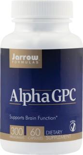 ALPHA GPC 300mg 60 capsule vegetale SECOM