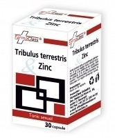 TRIBULUS TERRESTRIS&ZINC 30 cps FARMACLASS